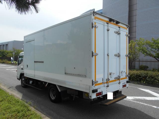 ワイドロング 冷凍冷蔵車(7枚目)