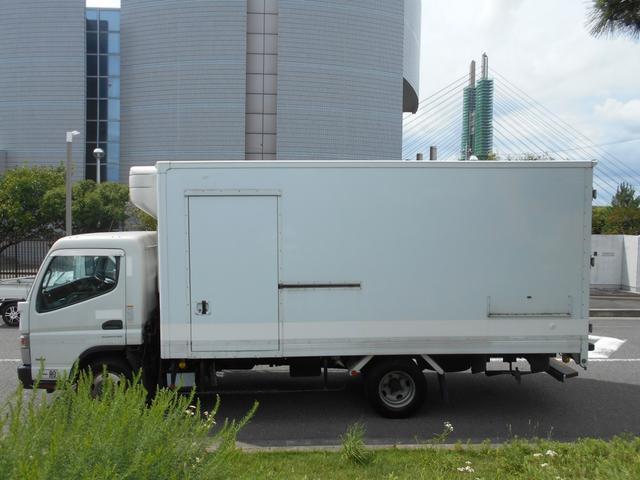 ワイドロング 冷凍冷蔵車(8枚目)