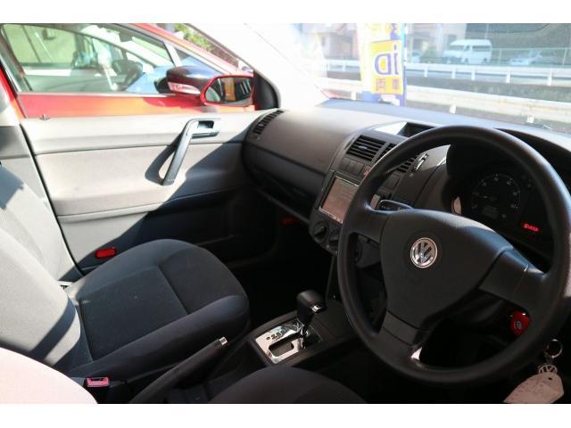 フォルクスワーゲン VW ポロ 1.4 コンフォートラインHDDナビ