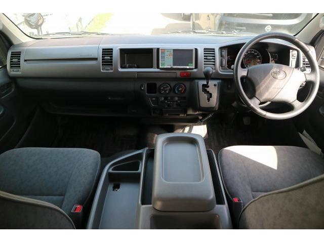 トヨタ ハイエースワゴン GL10人乗りナビETCバックカメラAC100V