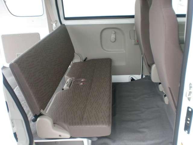 日産 クリッパーバン DX 4WD 両側スライドドア 運転席エアバッグ AT車
