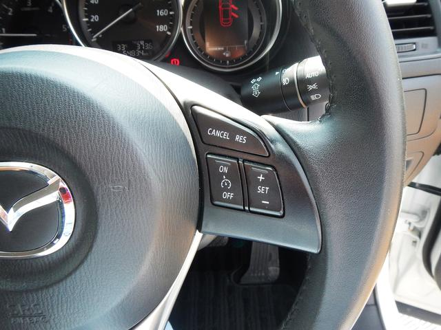 マツダ CX-5 XD Lパッケージ 4WD フルセグTVナビ 本革シート