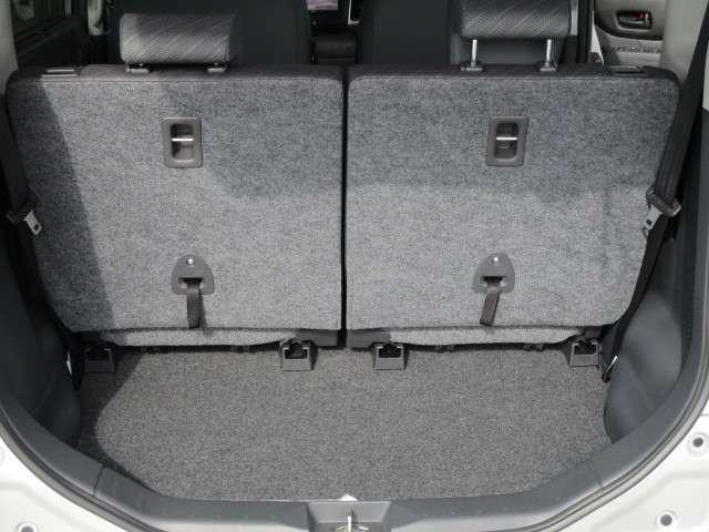 マツダ フレアワゴン 660 XS ブレーキサポート 左側電動スライド