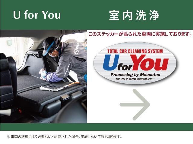 室内洗浄(車両の状態により必要とないと診断された場合、実施しない工程もあります。