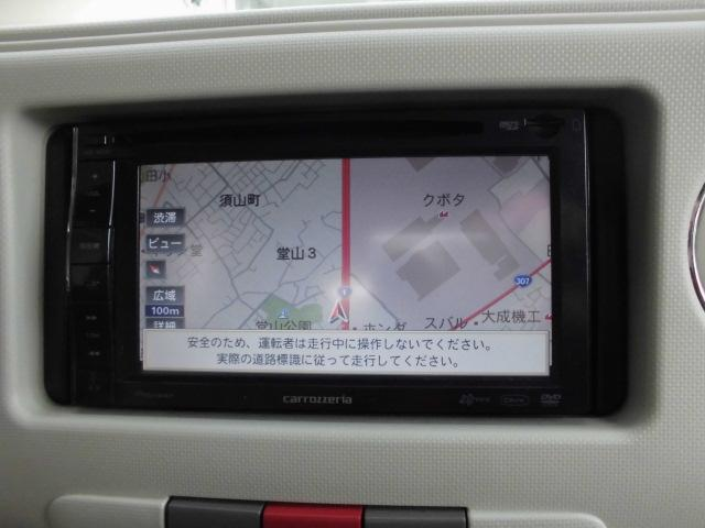 ココアプラスX ワンセグナビ キーフリー(5枚目)