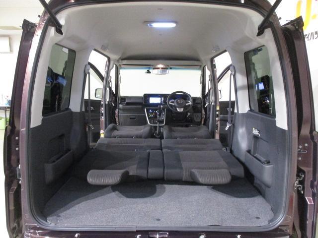 カスタムターボRSリミテッド SAIII スマートアシストIII フルセグナビ バックカメラ ドライブレコーダー LEDヘッドライト キーレスエントリー アイドリングストップ 両側スライドドア片側電動スライドドア(38枚目)