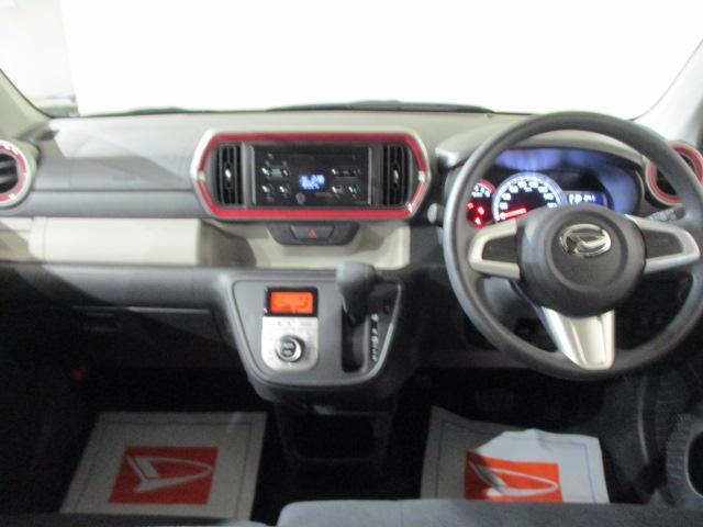 シルク SAII スマートアシストII アイドリングストップ機構 キーフリーシステム プッシュボタンスタート オートエアコン LEDヘッドライト ドライブレコーダー CDステレオ(4枚目)