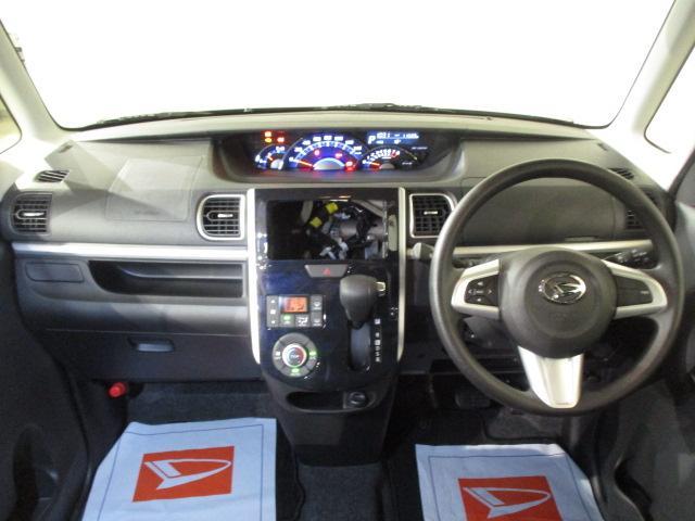 カスタムX トップエディションSAIII スマートアシストIII アイドリングストップ機構 オーディオレス アップグレードパック バックカメラ LEDヘッドライト LEDフォグランプ 両側スライドドア片側電動スライドドア 運転席シートヒーター(4枚目)
