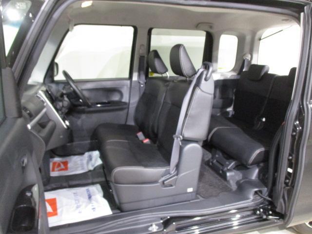 カスタムX トップエディションSAIII スマートアシストIII アイドリングストップ機構 オーディオレス アップグレードパック バックカメラ LEDヘッドライト LEDフォグランプ 両側スライドドア片側電動スライドドア 運転席シートヒーター(11枚目)