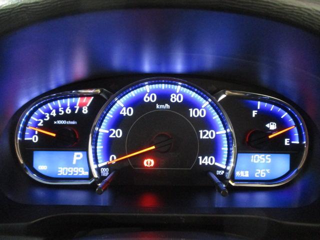 カスタム X SA スマートアシスト ワンセグナビ バックカメラ LEDヘッドライト キーフリーシステム プッシュボタンスタート 社外品ドラレコ オートエアコン アルミホイール(4枚目)