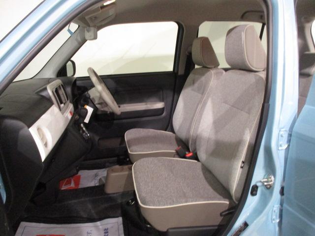 G リミテッド SAIII スマートアシストIII パノラマモニター 前席シートヒーター LEDヘッドライト キーフリーシステム プッシュボタンスタート オートエアコン アイドリングストップ機構 オーディオレス車(12枚目)