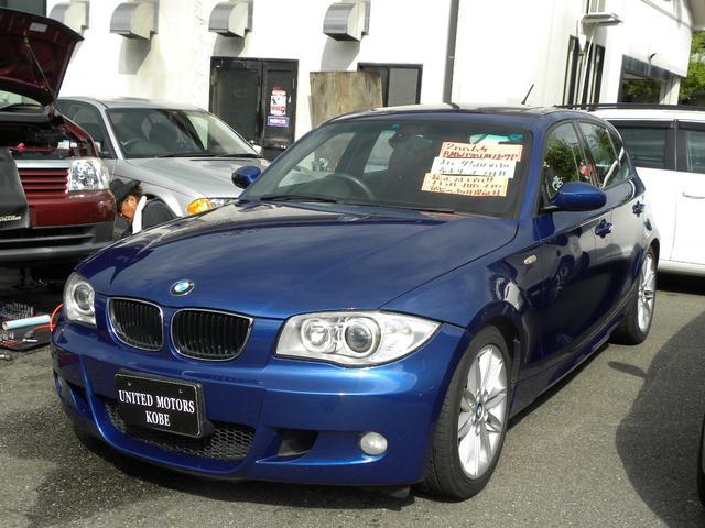 BMW BMW 120i Mスポーツパッケージ サンルーフ キセノン D車