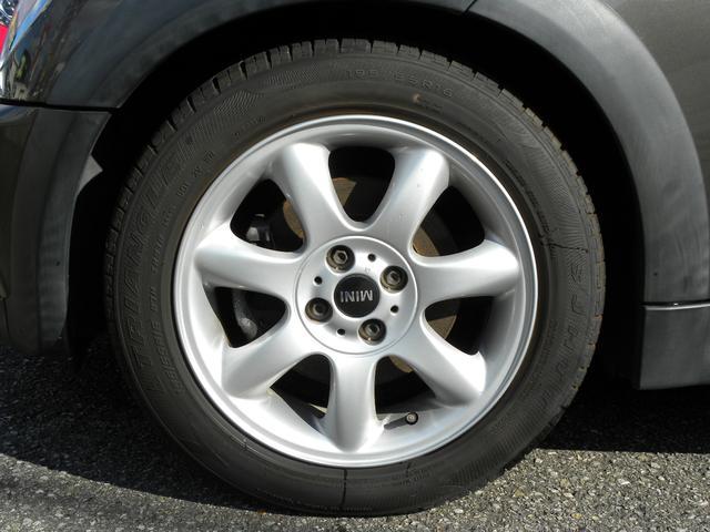 MINI MINI クーパーS パークレーン 特別仕様車 レザー 取説スペアキー
