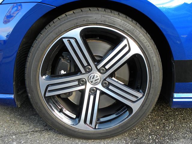 フォルクスワーゲン VW ゴルフR ベースグレード ワンオーナー レザー 取説保証書 スペアキー