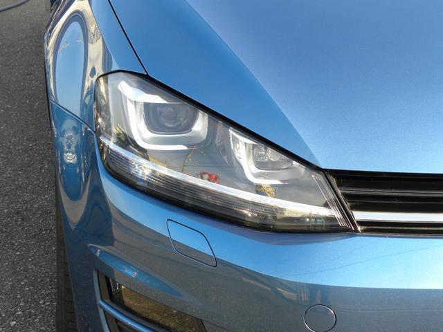フォルクスワーゲン VW ゴルフヴァリアント TSIコンフォートラインBMT ディスプロナビ 新車保証書