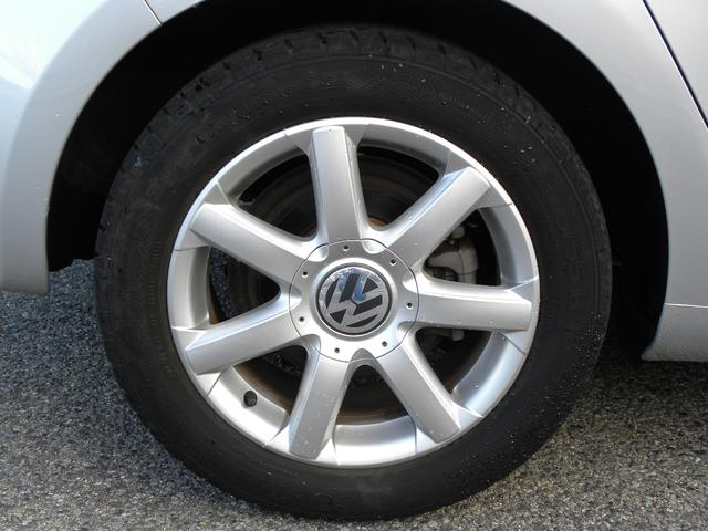やっぱり純正アルミが一番!燃費などバランス面を考え安全安心です!