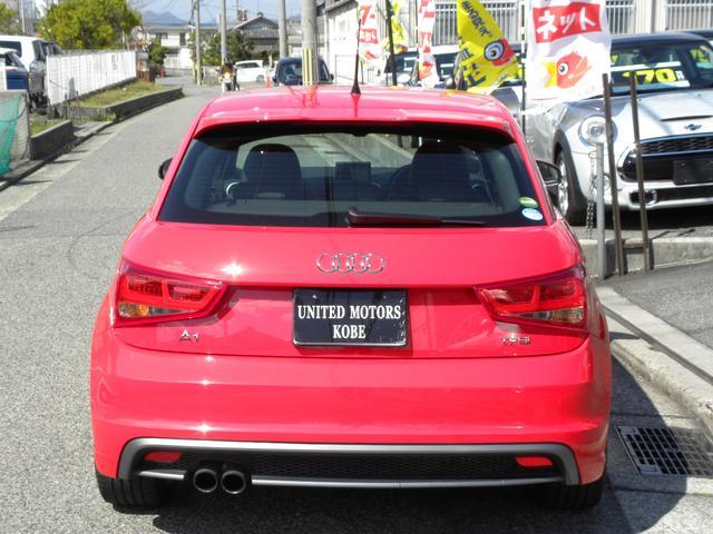 「アウディ」「アウディ A1スポーツバック」「コンパクトカー」「兵庫県」の中古車10