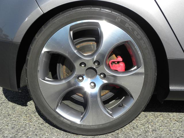 GTI サンルーフ ビルシュタイン車高調 付属品 正規D車(18枚目)