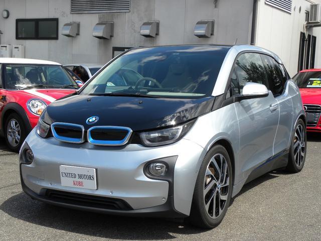「BMW」「i3」「コンパクトカー」「兵庫県」の中古車5
