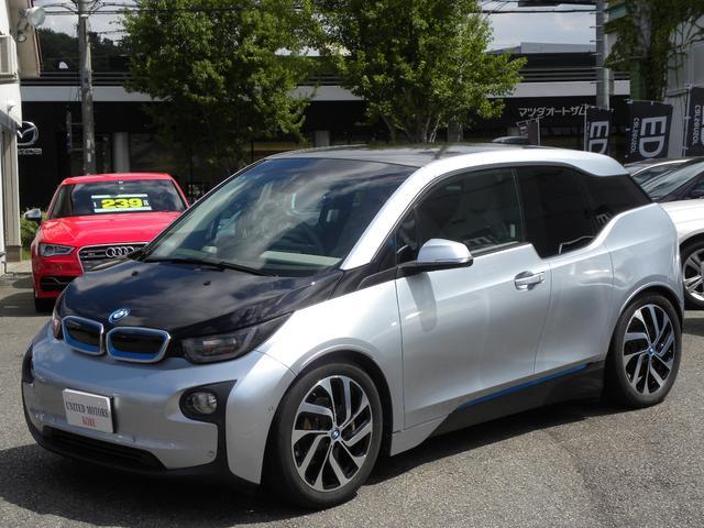 「BMW」「i3」「コンパクトカー」「兵庫県」の中古車36