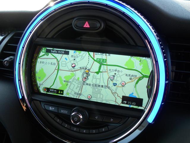 ジョンクーパーワークス コックピットクロノパッケージ カーボンミラー カーボンエアインテーク ボンネットストライプ LEDヘッドライト 純正HDDナビ バックカメラ 車検時記録簿 取説保証書 スペアキー 正規ディーラー車(25枚目)