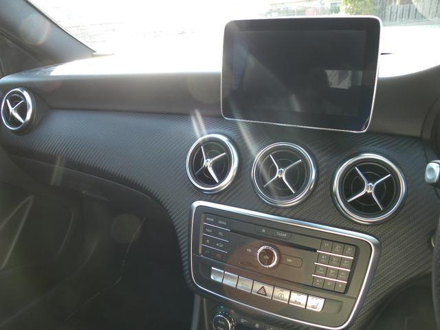 A180 スポーツ 後期モデル レーダーセーフティパッケージ LEDヘッドライト 純正HDDナビゲーション 地デジフルセグTV バックカメラ スターターボタン ハーフレザーシート AMG18インチアルミ 取説保証書(23枚目)