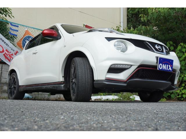「日産」「ジューク」「SUV・クロカン」「京都府」の中古車4