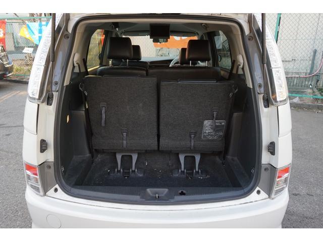 プラタナ Vセレクションホワイトインテリアパッケージ HDDフルセグ両パワ空気清浄後席モニター(11枚目)