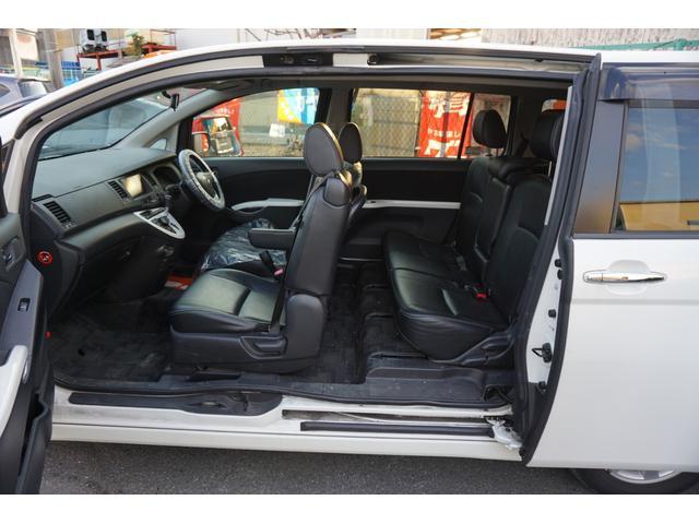 プラタナ Vセレクションホワイトインテリアパッケージ HDDフルセグ両パワ空気清浄後席モニター(15枚目)