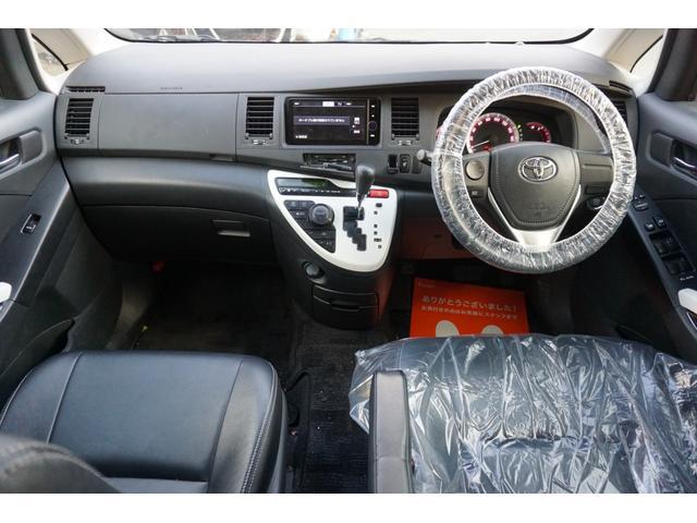 プラタナ Vセレクションホワイトインテリアパッケージ HDDフルセグ両パワ空気清浄後席モニター(16枚目)