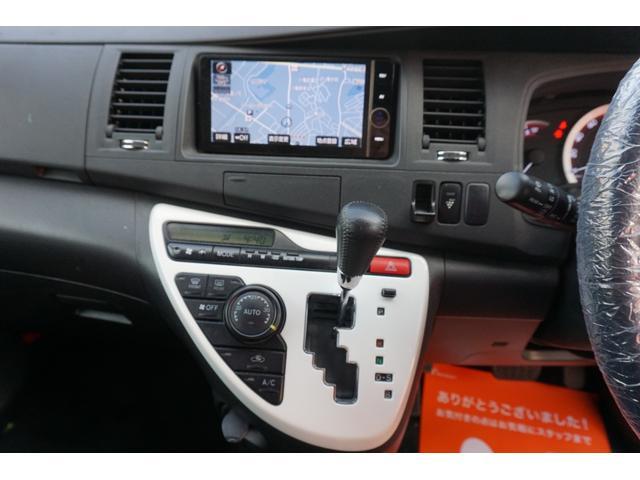 プラタナ Vセレクションホワイトインテリアパッケージ HDDフルセグ両パワ空気清浄後席モニター(19枚目)