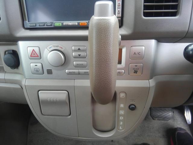 スズキ エブリイワゴン PZターボ 社外AW HDDナビ ETC キーレス