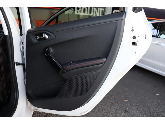 GTライン アイスエディション 1年保証付 240台限定 マットホワイト ・衝突軽減ブレーキ・前後ドライブレコーダー・ハーフ革シート・17AW・キセノンライト・クルーズコントロール・アイドルストップ・USB・BT・ETC・Bソナー(37枚目)