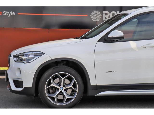 xDrive 20i xライン 4WD 1年保証付 ・ナビ・CD・DVD・Bluetooth・USB・ミラーETC・バックカメラ・スマートキー・Pリアゲート・ハーフレザーシート・LED・前後ソナー・18AW(46枚目)