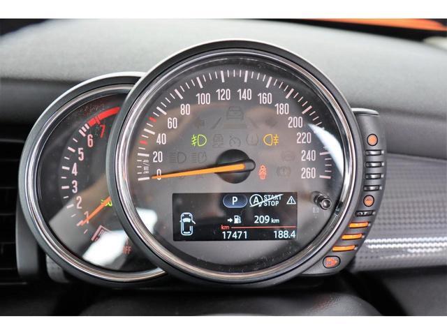 クーパー 1年保証付き・ナビ・ETC・LEDヘッド・15AW・ETC・Bluetooth・スマートキー・プッシュスタート・AUX・USB(24枚目)