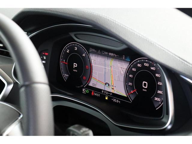 40TDIクワトロ スポーツ Sラインパッケージ 新車保証付・1オーナー・360カメラ・バーチャルコックピット・イージークローザー19AW・ドラレコ前後・フルセグ・ナビ・ETC・スマートキー・レーンアシスト・本革シート・Pシート・4WD(28枚目)
