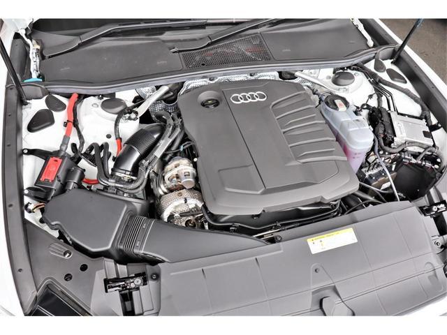 40TDIクワトロ スポーツ Sラインパッケージ 新車保証付・1オーナー・360カメラ・バーチャルコックピット・イージークローザー19AW・ドラレコ前後・フルセグ・ナビ・ETC・スマートキー・レーンアシスト・本革シート・Pシート・4WD(41枚目)
