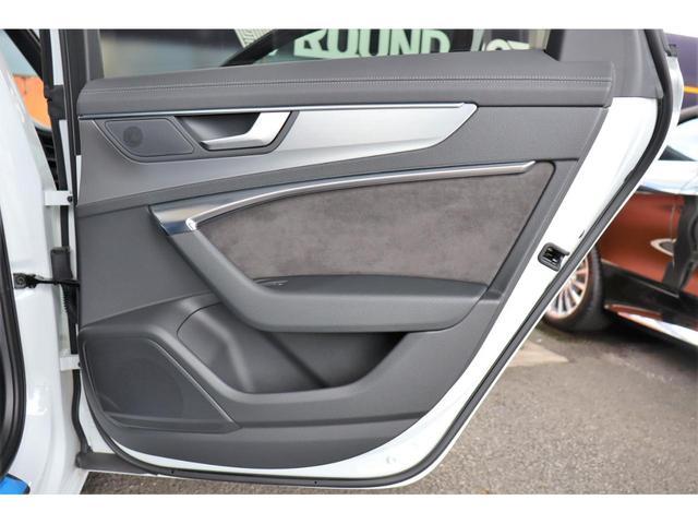 40TDIクワトロ スポーツ Sラインパッケージ 新車保証付・1オーナー・360カメラ・バーチャルコックピット・イージークローザー19AW・ドラレコ前後・フルセグ・ナビ・ETC・スマートキー・レーンアシスト・本革シート・Pシート・4WD(44枚目)