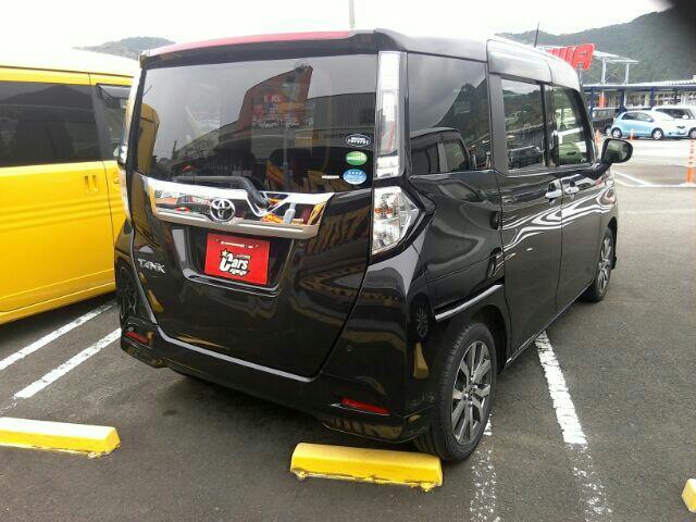 「トヨタ」「タンク」「コンパクトカー」「和歌山県」の中古車3