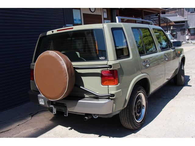 ★当社オリジナルの新品背面タイヤカバーも装着しての御納車になります。他カラーもご用意可能です。★