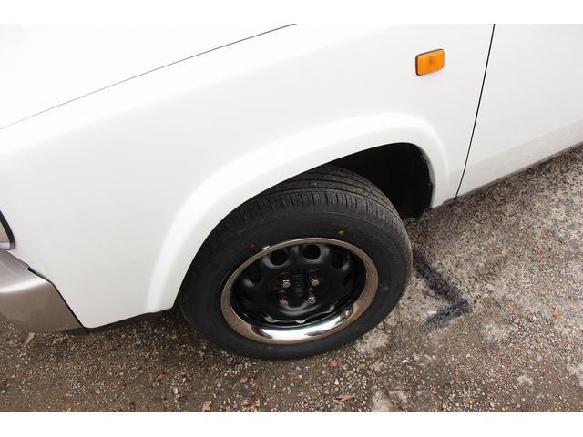 タイプA 内外装リメイク 新品タイヤ 新品背面タイヤカバー(51枚目)