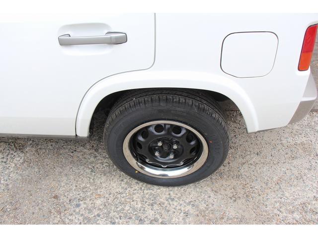 タイプA 内外装リメイク 新品タイヤ 新品背面タイヤカバー(57枚目)