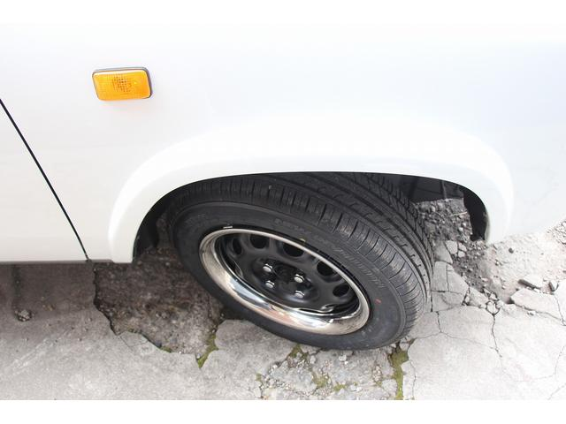 タイプA 内外装リメイク 新品タイヤ 新品背面タイヤカバー(65枚目)