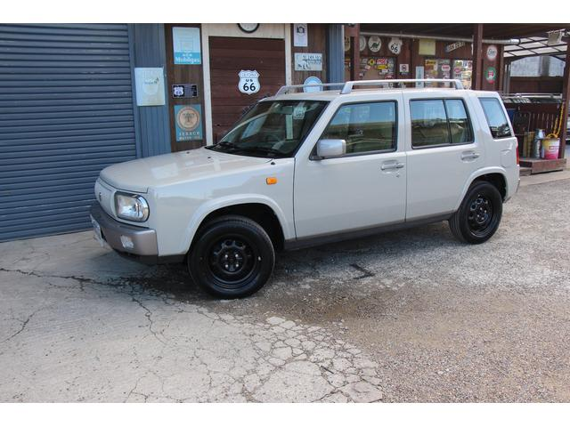 「日産」「ラシーン」「SUV・クロカン」「兵庫県」の中古車16
