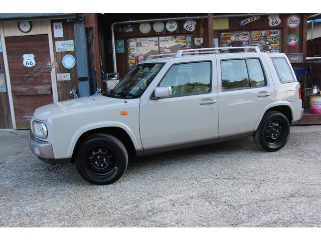 「日産」「ラシーン」「SUV・クロカン」「兵庫県」の中古車75