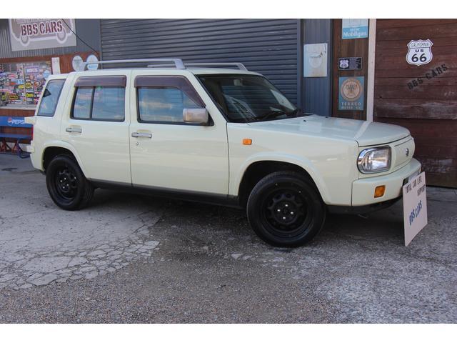 「日産」「ラシーン」「SUV・クロカン」「兵庫県」の中古車4