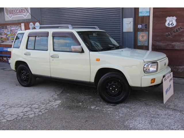 「日産」「ラシーン」「SUV・クロカン」「兵庫県」の中古車7