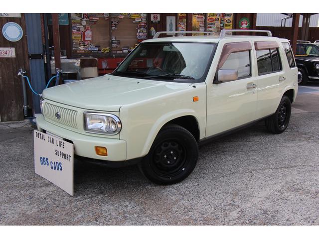 「日産」「ラシーン」「SUV・クロカン」「兵庫県」の中古車70