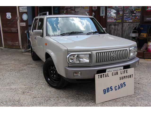 「日産」「ラシーン」「SUV・クロカン」「兵庫県」の中古車80