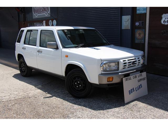 「日産」「ラシーン」「SUV・クロカン」「兵庫県」の中古車2